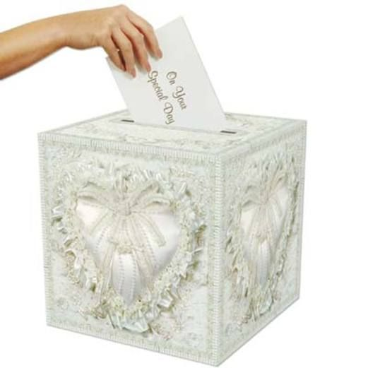 Wedding Decorations Wedding Card Box Image