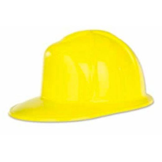 Hats & Headwear Yellow Construction Helmet Image