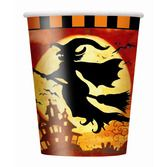 Halloween Table Accessories Spooky Hollow Cups Image