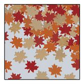 Thanksgiving Decorations Autumn Leaves Confetti Image