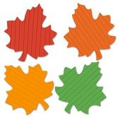 Thanksgiving Decorations Tissue Autumn Leaves Image