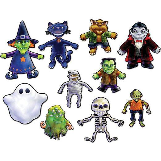 Halloween Decorations Halloween Cutouts Image