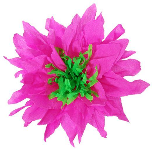 "Cinco de Mayo Decorations Gabriela's 8"" Flower Image"