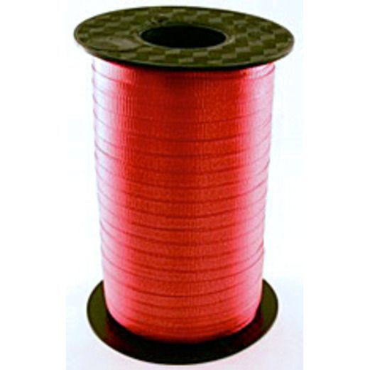 Balloons / Balloon Accessories Curling Ribbon Red Image
