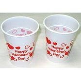 Tableware / Cups & Glassware Happy Valentine Plastic Cups Image
