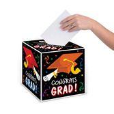 Graduation Decorations Congrats Grad Card Box Image
