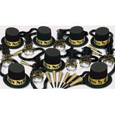 New Years Party Kits Gold Ritz for 50 Image