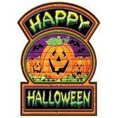 Halloween Decorations Happy Halloween Sign Image