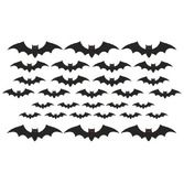 Halloween Decorations Bat Cutout Package Image