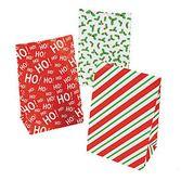 Christmas Gift Bags & Paper Christmas Mini Treat Bags Image