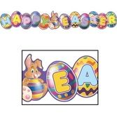 Easter Decorations Happy Easter Expanable Sign Image