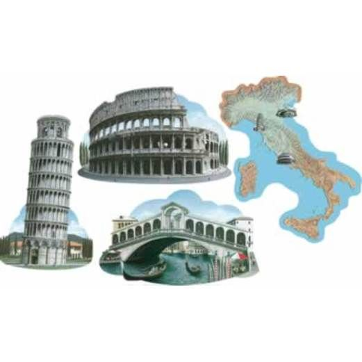International Decorations Italian Cutouts Image