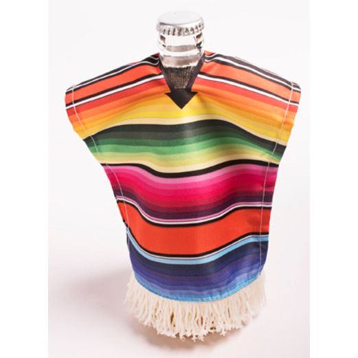 Cinco de Mayo Table Accessories Serape Bottle Cover Image