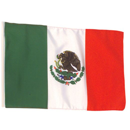 Cinco de Mayo Decorations Mexico Flag 3 x 5' Image