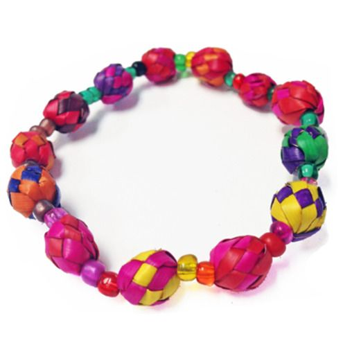 Fiesta Decorations Chilapa Bracelet Image