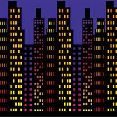 Decorations / Scenes & Props Cityscape Backdrop Image