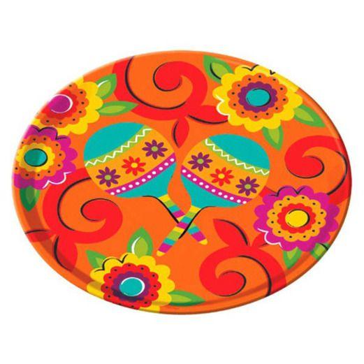 Cinco de Mayo Table Accessories Fiesta Platter Image