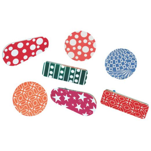 New Years Favors & Prizes Assorted Metal Noisemakers Image