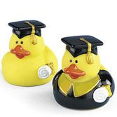 Graduation Favors & Prizes Graduation Rubber Duckies  Image