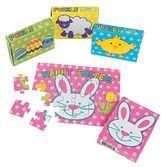 Easter Favors & Prizes Mini Easter Puzzles Image