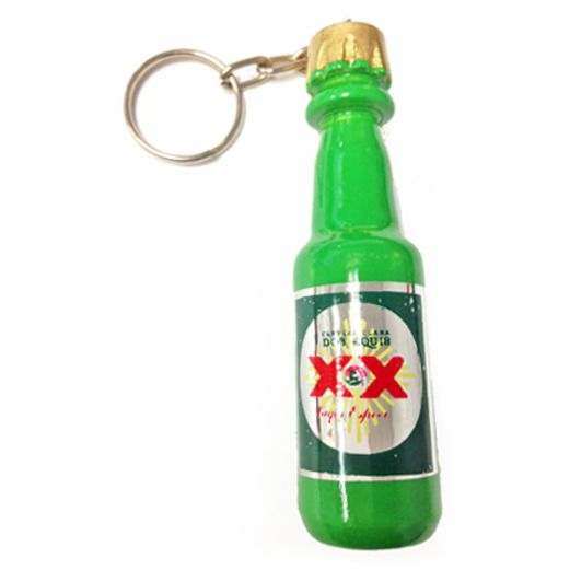 Dos Equis Keychain