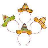 Cinco de Mayo Hats & Headwear Sombrero Headbands Image