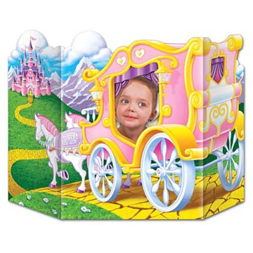 Birthday Party Decorations Princess Photo Prop Image
