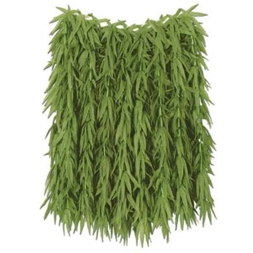 Fern Leaf Hula Skirt