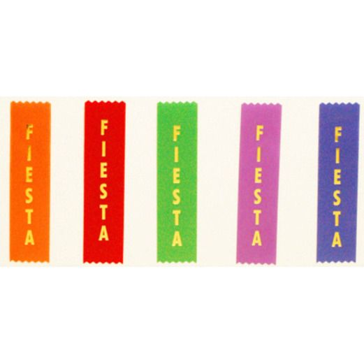 Cinco de Mayo Favors & Prizes Fiesta Ribbons Image