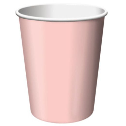 Valentine's Day Table Accessories Pink Cups Image