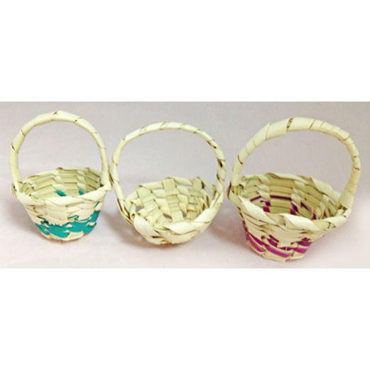 Cinco de Mayo Decorations Mini Basket with Handle Image