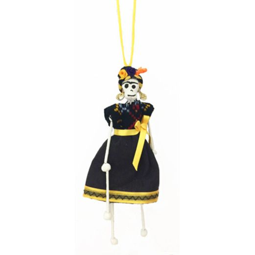 Day of the Dead Decorations Day of the Dead Hanging Skeleton Image