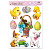 Easter Decorations Easter Clings Image
