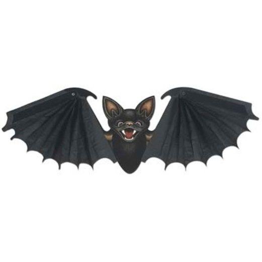 Halloween Decorations Tissue Bat Image