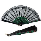 Cinco de Mayo Party Wear Fiesta Lace Fan Image
