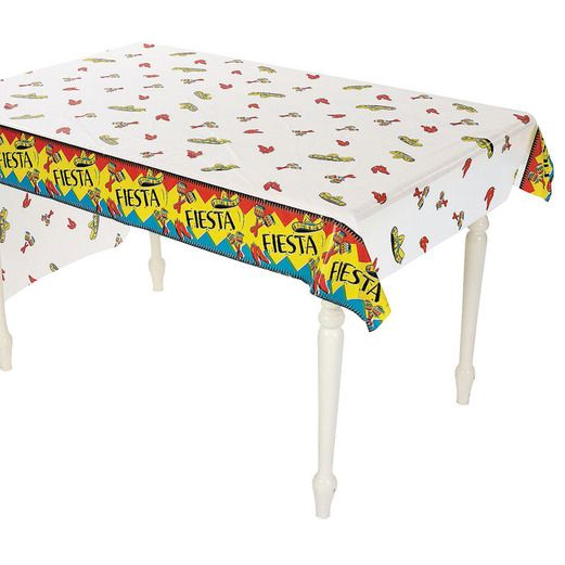 Cinco de Mayo Table Accessories Fiesta Table Roll Image