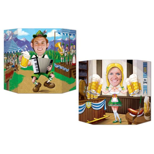 Oktoberfest Decorations - International Party Supplies at