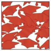 Graduation Decorations Red Grad Caps Confetti Image