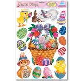Easter Decorations Easter Glass Magnets Image