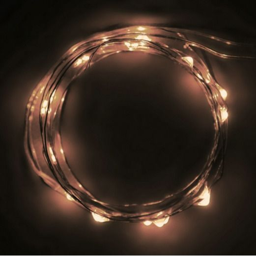 Glow Lights Warm White LED String Lights Image