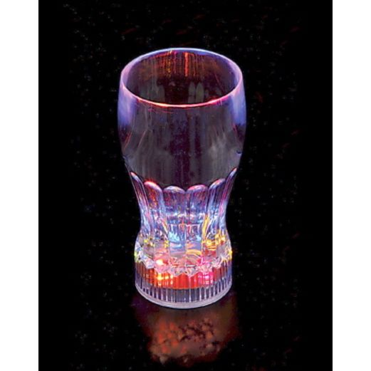 Cinco de Mayo Glow Lights Flashing Glass Image