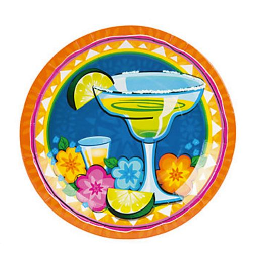 Fiesta Table Accessories Fiesta Margarita Dinner Plates Image