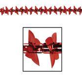 Valentine's Day Decorations Heart Garland / Column Image