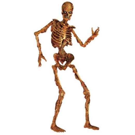 Halloween Decorations Jointed Giant Skeleton Image
