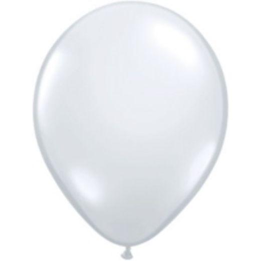 "Balloons 16"" Diamond Clear Balloons Image"