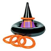 Halloween Favors & Prizes Witch Hat Ring Toss Game Image