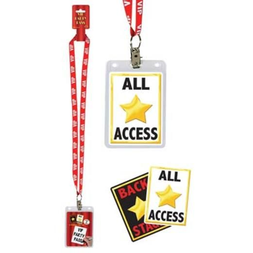 Awards Night & Hollywood Party Wear VIP Party Pass Image