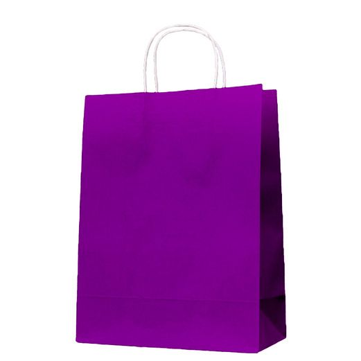 Gift Bags & Paper Extra Large Gift Bag Purple Image