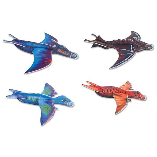 Birthday Party Favors & Prizes Dino Gliders Image