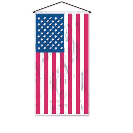 American Flag Wall Panel